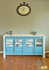 Living room renovation entry table Taipan trading London Clock rustic vintage furniture