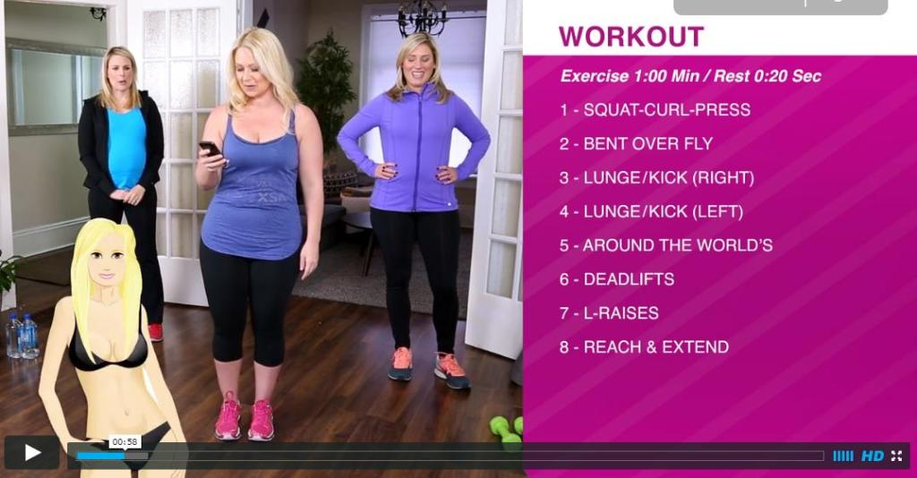 Bikini Body Mommy Workout 2