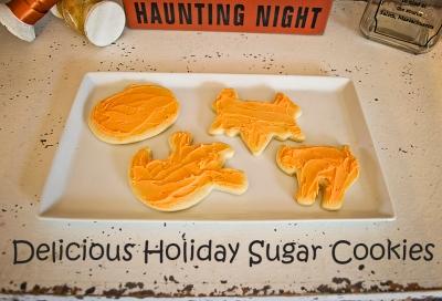 Halloween Cookies07 Pinterest Photo