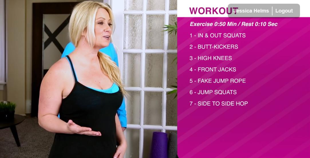 Bikini Body Mommy Workout 3