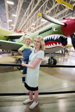 Airplanes and Day Dresses 1