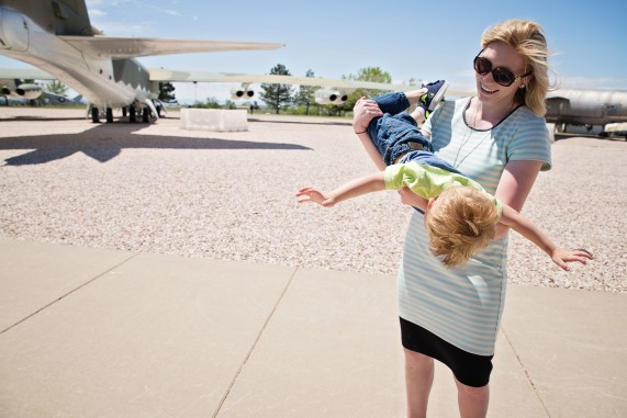 Airplanes and Day Dresses 10