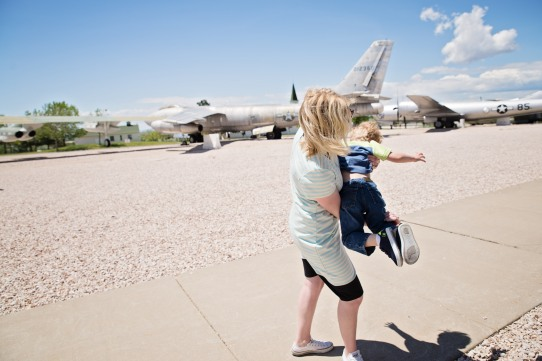 Airplanes and Day Dresses 11