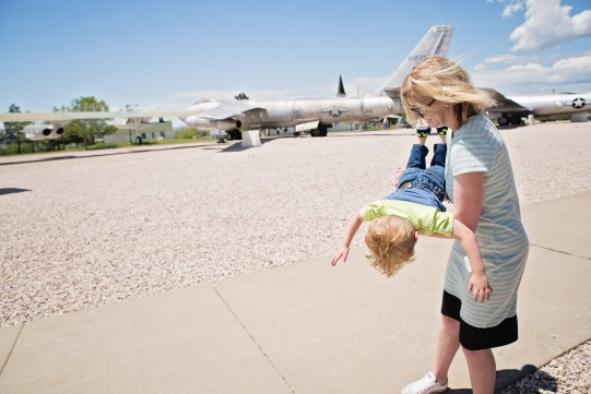 Airplanes and Day Dresses 13