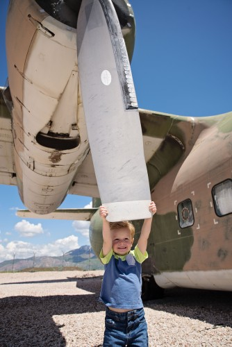 Airplanes and Day Dresses 14
