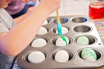 Easter Eggs Drip dye